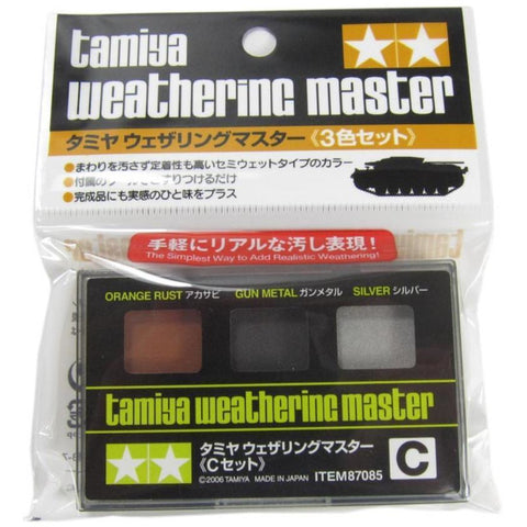 TAMIYA WEATHERING MASTER  C - Hearns Hobbies Melbourne - TAMIYA