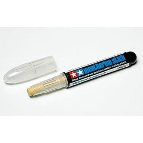 TAMIYA WEATHERING STICK SAND - Hearns Hobbies Melbourne - TAMIYA