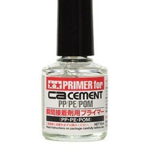 TAMIYA CA CEMENT PRIMER FOR PP PE POM