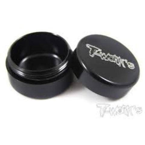 T-WORKS Aluminum Grease Holder( Small )Black