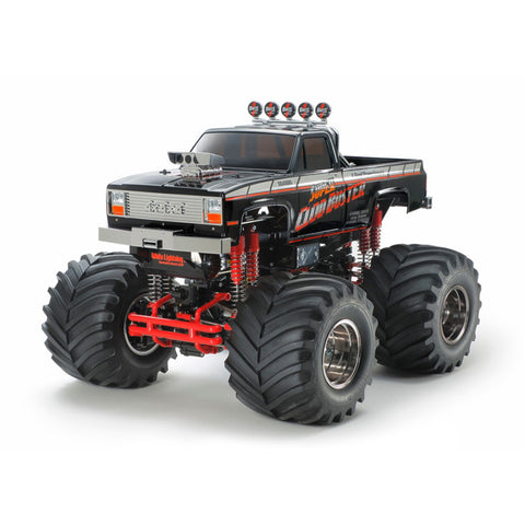 TAMIYA SUPER CLOD BUSTER BLACK Assembly Kit (Limited Editio