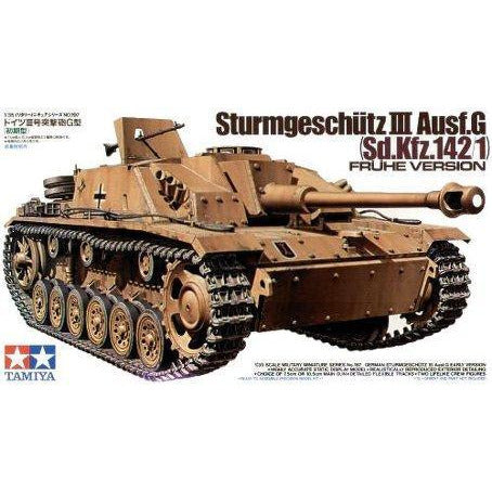 TAMIYA 1/35 Sturmgeschutz III Ausf.G Early Version