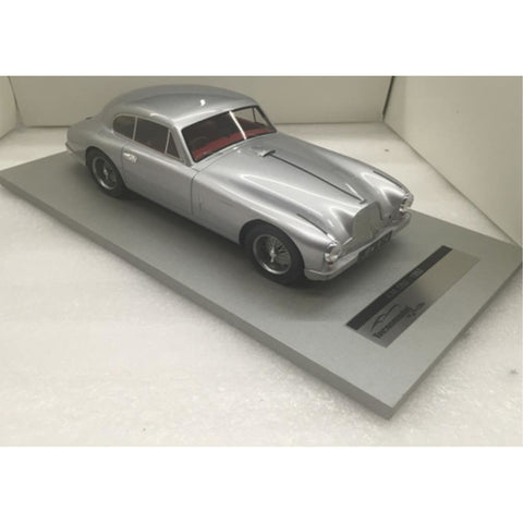 TECNOMODEL 1:18 Aston Martin DB2 coupe' 1950 English Silver