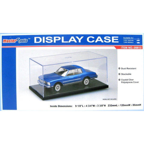 TRUMPETER Display Case - 230x120x86mm