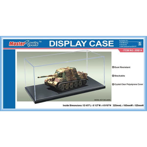 Display Case - 325x165x125mm - Hearns Hobbies Melbourne - TRUMPETER