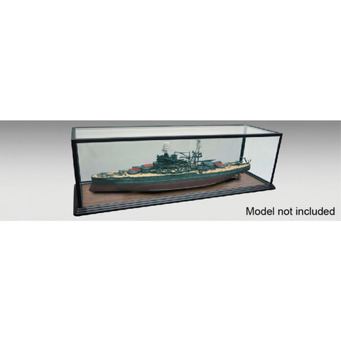 Display Case - 1010x278x278mm - Hearns Hobbies Melbourne - TRUMPETER