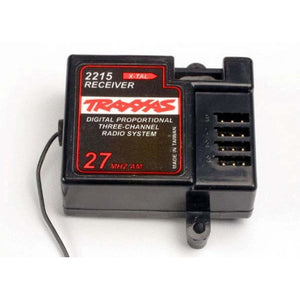 TRAXXAS 3-CHANNEL RECEIVER (2215)