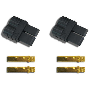 TRAXXAS CONNECTOR MALE (2) (3070)