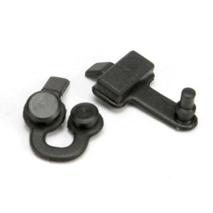 TRAXXAS SPARES RUBBER PLUGS
