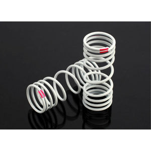 TRAXXAS SPRINGS FRONT +10% PINK SLASH (6863)