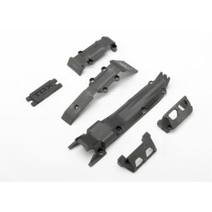 TRAXXAS SKIDPLATE SET FRONT AND REAR (7037)