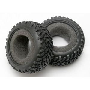 TRAXXAS SPARES TYRES OFF ROAD RACING SCT DUAL PROFILE