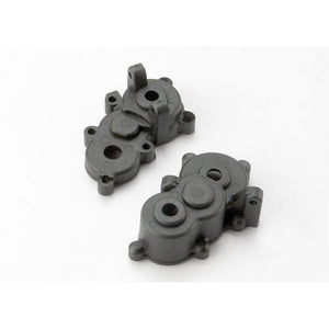 TRAXXAS GEARBOX HALVES FRONT AND REAR (7091)