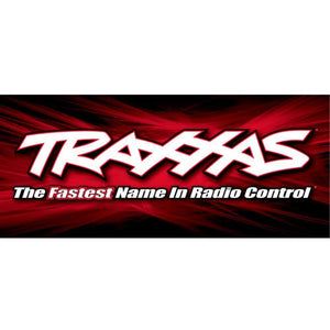 TRAXXAS RACING BANNER (3 X 7FT) (9909)
