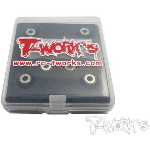 T-WORKS 8mm Body Post Position Locator ( Black )