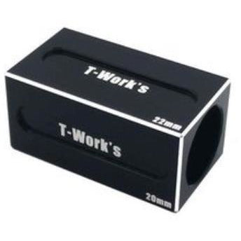 T-WORKS Anti Tweak Blocks ( Black )