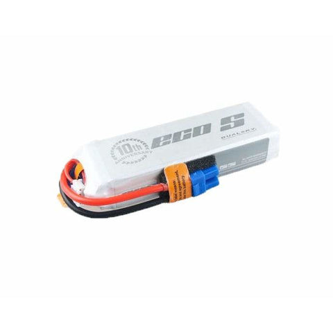 DUALSKY ECO-S LiPo Battery, 2200mAh 3S 25c