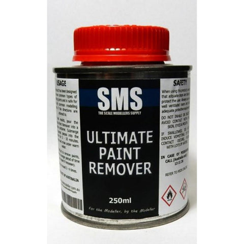 SMS ULTIMATE Paint Remover 250ml (UPR01)