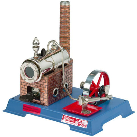 WILESCO D5 STEAM ENGINE KIT - Hearns Hobbies Melbourne - WILESCO