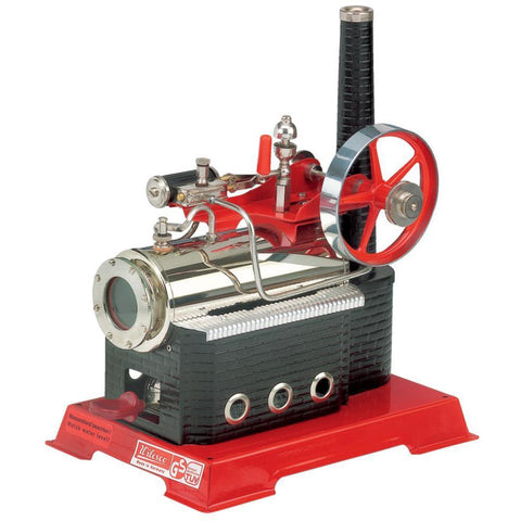 WILESCO D14 STEAM ENGINE - 250CC BOILER - Hearns Hobbies Melbourne - WILESCO