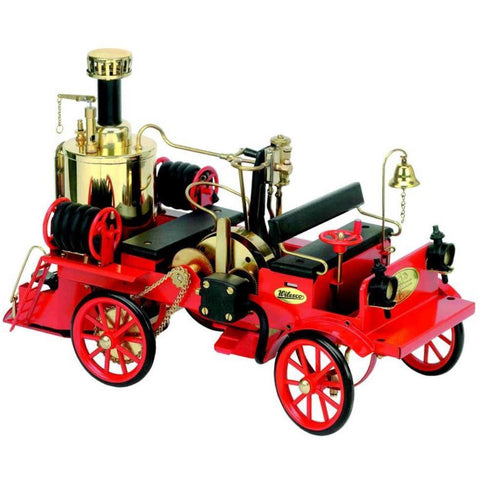 WILESCO D305 STEAM DRIVEN FIRE ENGINE - Hearns Hobbies Melbourne - WILESCO