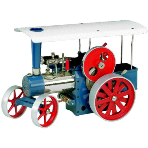 WILESCO D415 STEAM TRACTION ENGINE KIT - Hearns Hobbies Melbourne - WILESCO