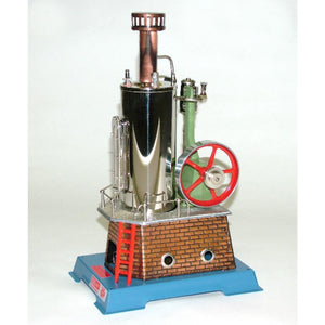 WILESCO D455 VERTICAL STEAM ENGINE - Hearns Hobbies Melbourne - WILESCO