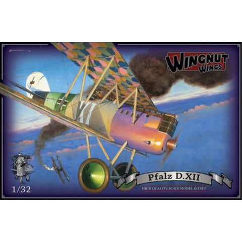 WINGNUT WINGS Pfalz D.XII (WNW-32019)