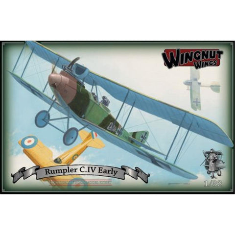 WINGNUT WINGS Rumpler C.IV (Early) (WNW-32023)