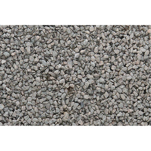 WOODLAND SCENICS Gray Medium Ballast