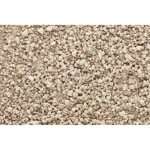 WOODLAND SCENICS Buff Medium Ballast (Bag)