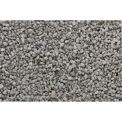 WOODLAND SCENICS Gray Medium Ballast (Bag)