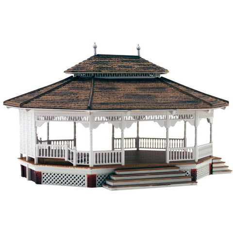 WOODLAND SCENICS HO Grand Gazebo