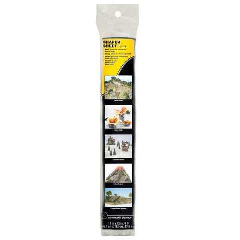 "WOODLAND SCENICS 18"" X 72"" Shaper Sheet"