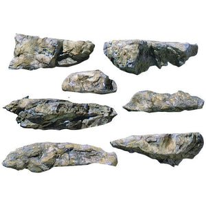 WOODLAND SCENICS Rock Mold - Embankments (5x7)