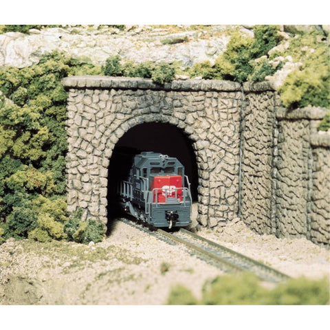 WOODLAND SCENICS HO Tunnel Prt Rand Stn Single 1ea
