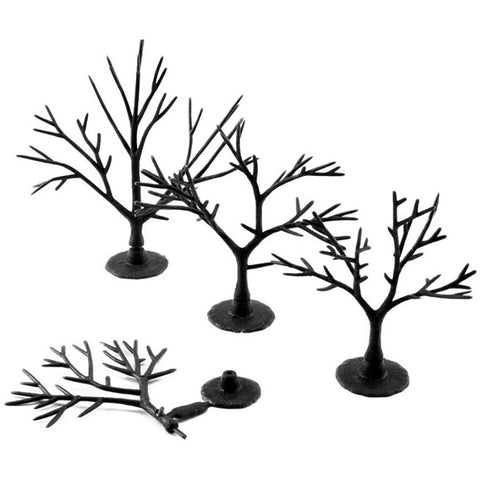 "WOODLAND SCENICS 2-3"" Tree Armatures"