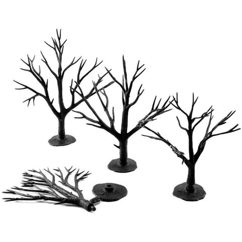 "WOODLAND SCENICS 3-5"" Tree Armatures"