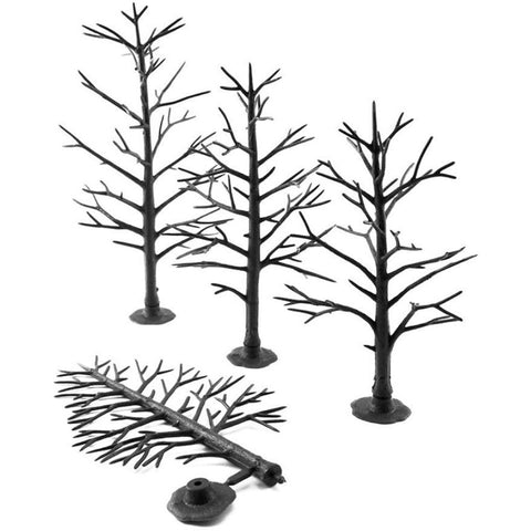 "WOODLAND SCENICS 5"" - 7"" Tree Armatures Deciduous"