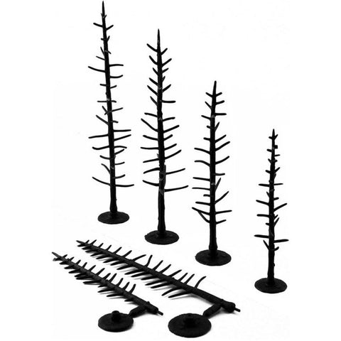 "WOODLAND SCENICS 2 1/2-4"" Tree Armatures"