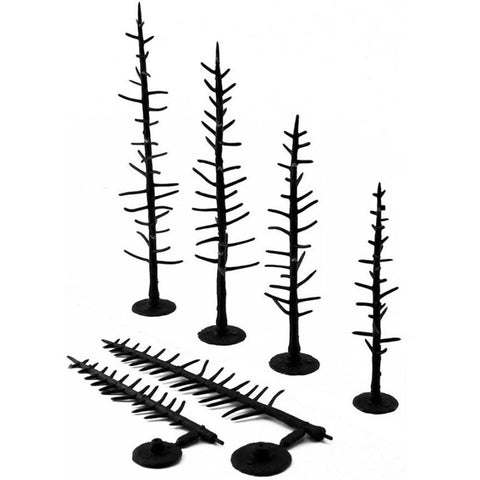 "WOODLAND SCENICS 4-6"" Tree Armatures"