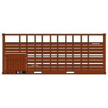 SDS M Cattle Container