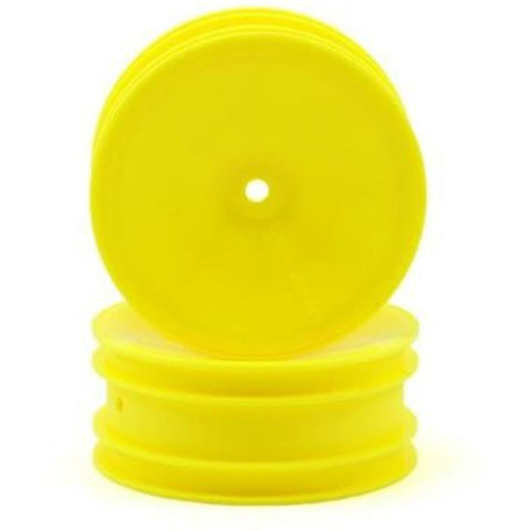 YOKOMO H12 Front Wheels(yellow) for H12hub(Y-B2-821HY)