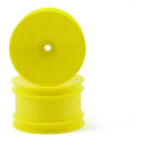 YOKOMO Rear Wheels(Yellow) for YZ-2/4/B-MAX4(Y-B4-827)