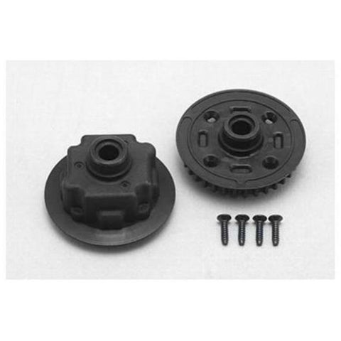 YOKOMO Gear differential 34t pulley/diff case( B8-503GH )