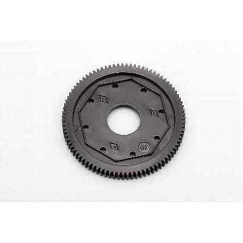 YOKOMO Spur Gear87t 48dp (for Slipperclutch) ( Y-BM-SG87 )
