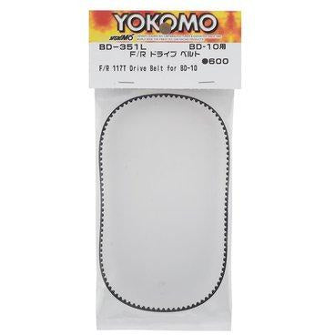 Image of YOKOMO BD10 Front/Rear Drive Belt