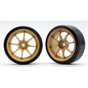 YOKOMO RAYS VOLK RACING CE-28N (with 01R Tire) (ZR-DR25 )