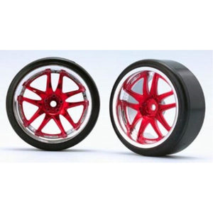 YOKOMO RAYS VOLK RACING GT-V (with 01R Tire) (ZR-DR29)