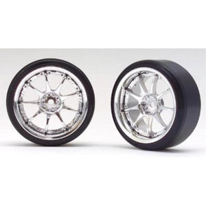 YOKOMO Weds Sport SA-70TT (with 01R Tire) (ZR-DR31)
